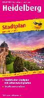 Heidelberg. Stadtplan 1:14 000