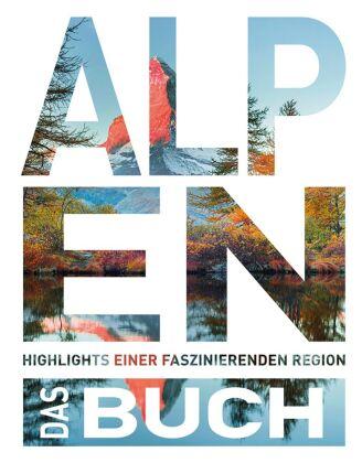 Die Alpen - Das Buch