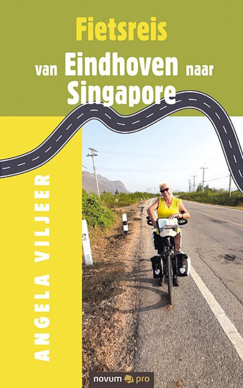 Fietsreis van Eindhoven naar Singapore