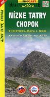 SC 1094 Nizke Tatry, Chopok 1 : 50 000