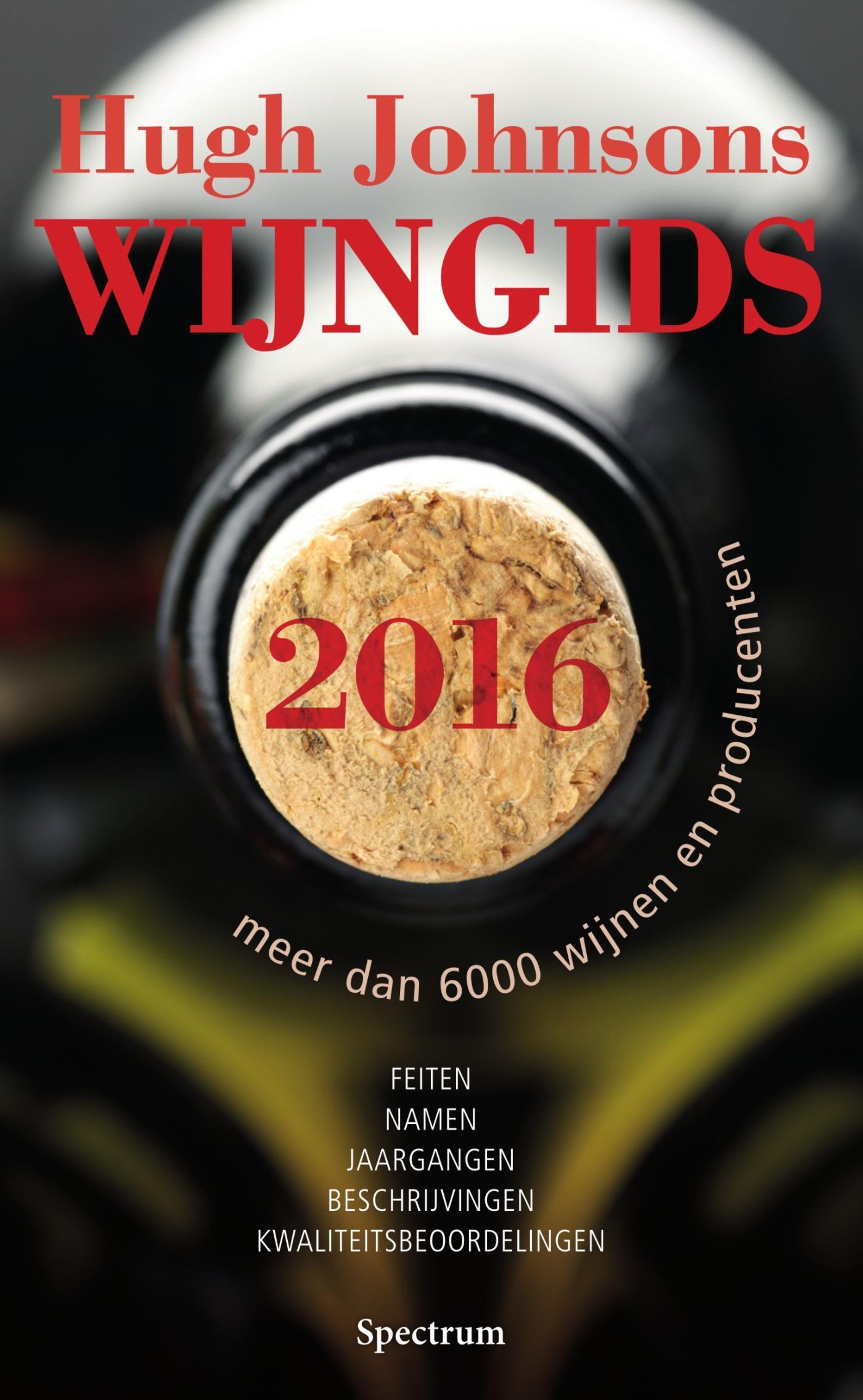 Hugh Johnsons wijngids  2016