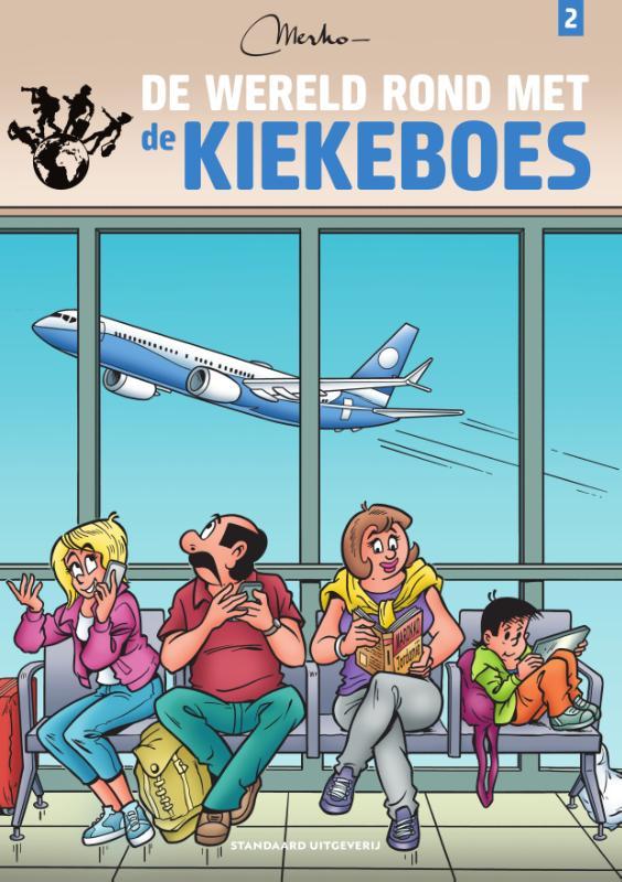 De Wereld rond met Kiekeboe