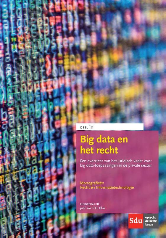Monografieën Recht en Informatietechnologie
