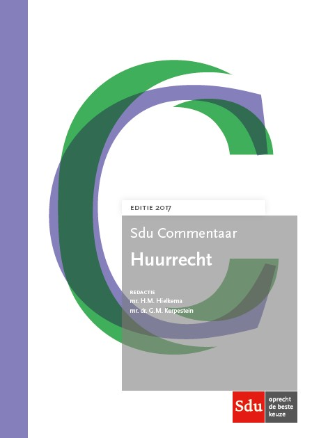 SDU Commentaar Huurrecht