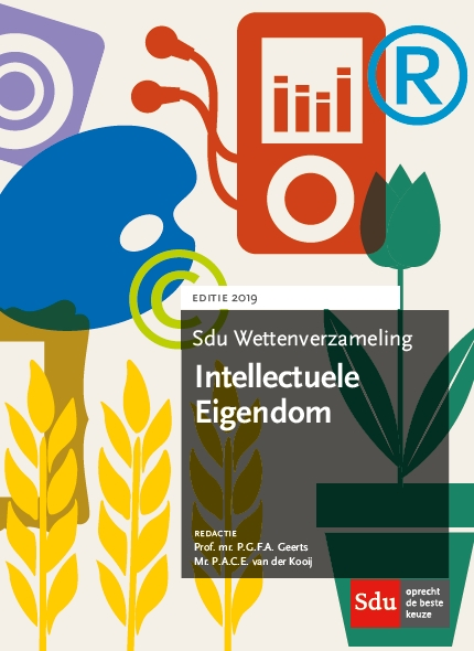 SDU Wettenverzameling Intellectuele Eigendom