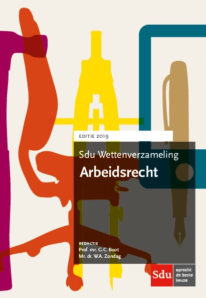 SDU Wettenverzameling Arbeidsrecht