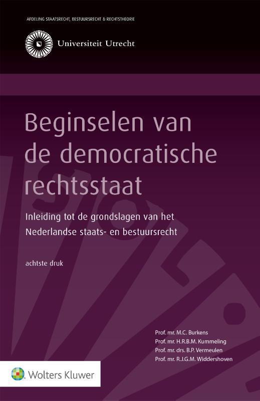 Beginselen van de democratische rechtsstaat