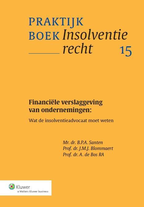Praktijkboek Insolventierecht