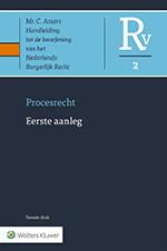 Asser Procesrecht 2 Eerste aanleg