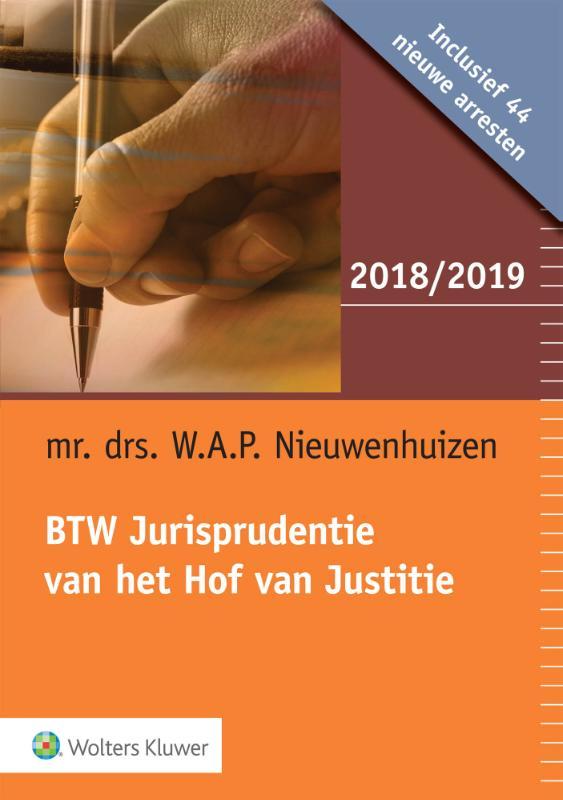 BTW Jurisprudentie van het Hof van Justitie
