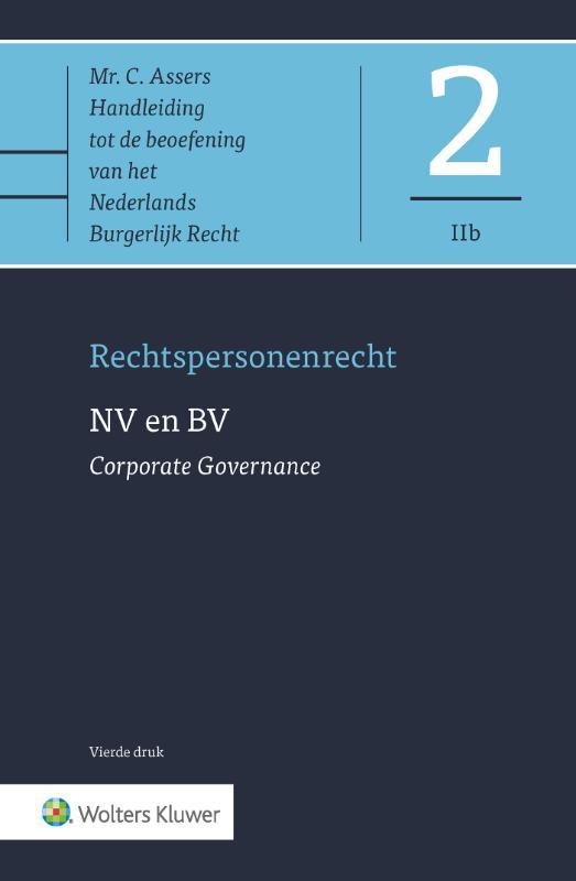 Asser 2-II Rechtspersonenrecht - NV en BV