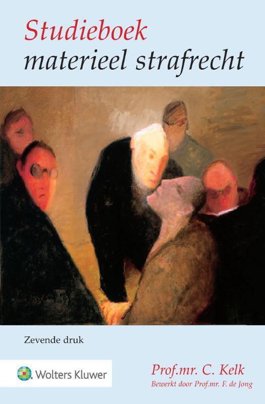 Studieboek materieel strafrecht