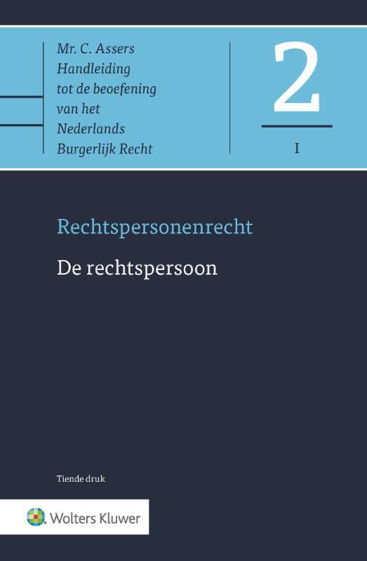Asser 2 - Rechtspersonenrecht