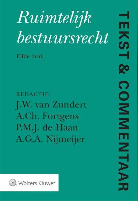 Tekst & Commentaar Ruimtelijk Bestuursrecht