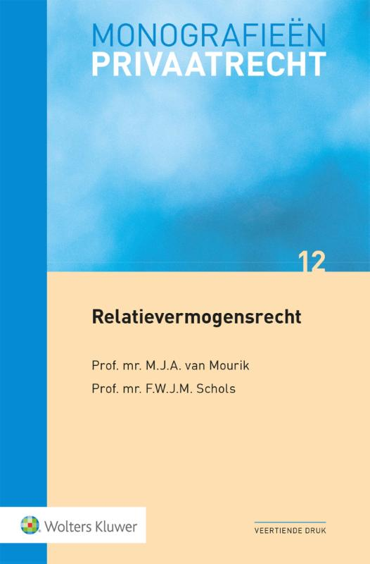 Monografieën Privaatrecht