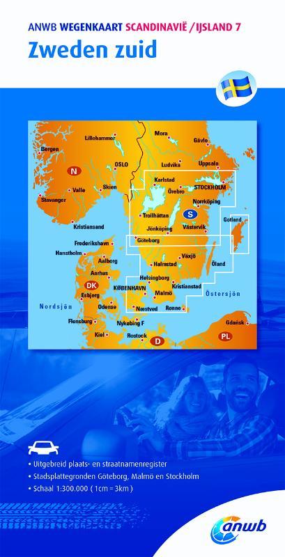 Scandinavië /IJsland 7. Zweden zuid