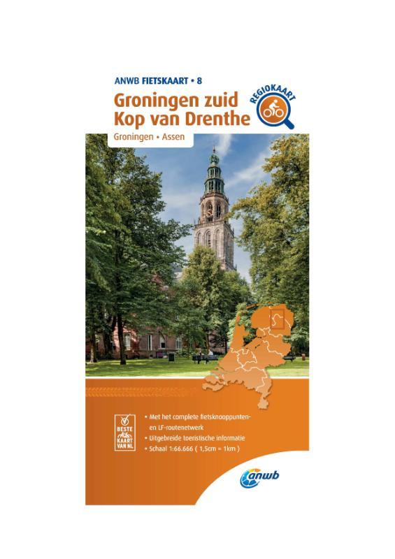 Groningen zuid, Kop van Drenthe 1:66.666