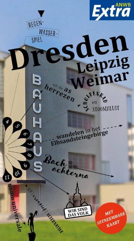 Dresden, Leipzig en Weimar