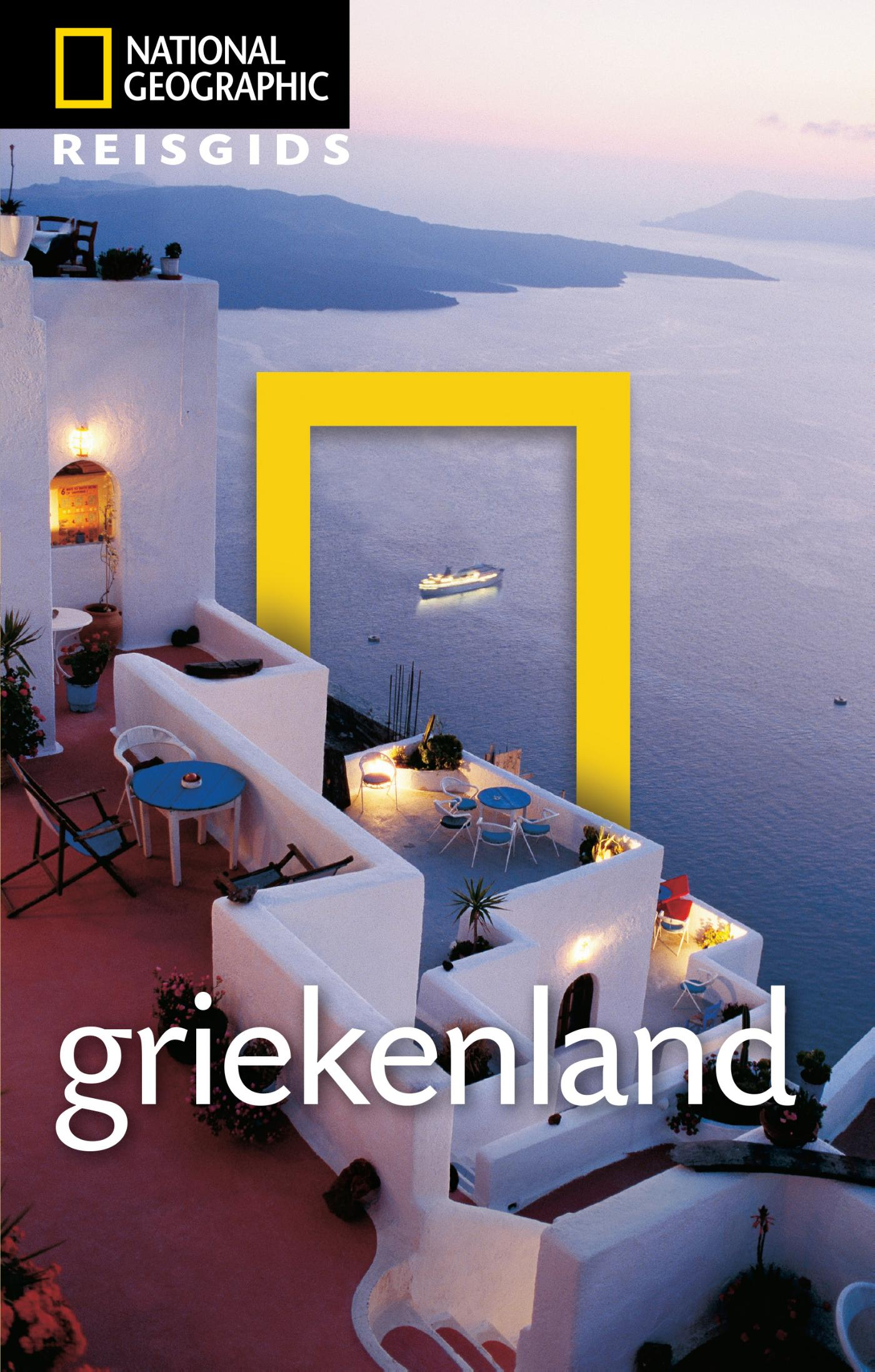 National Geographic Reisgids: Griekenland