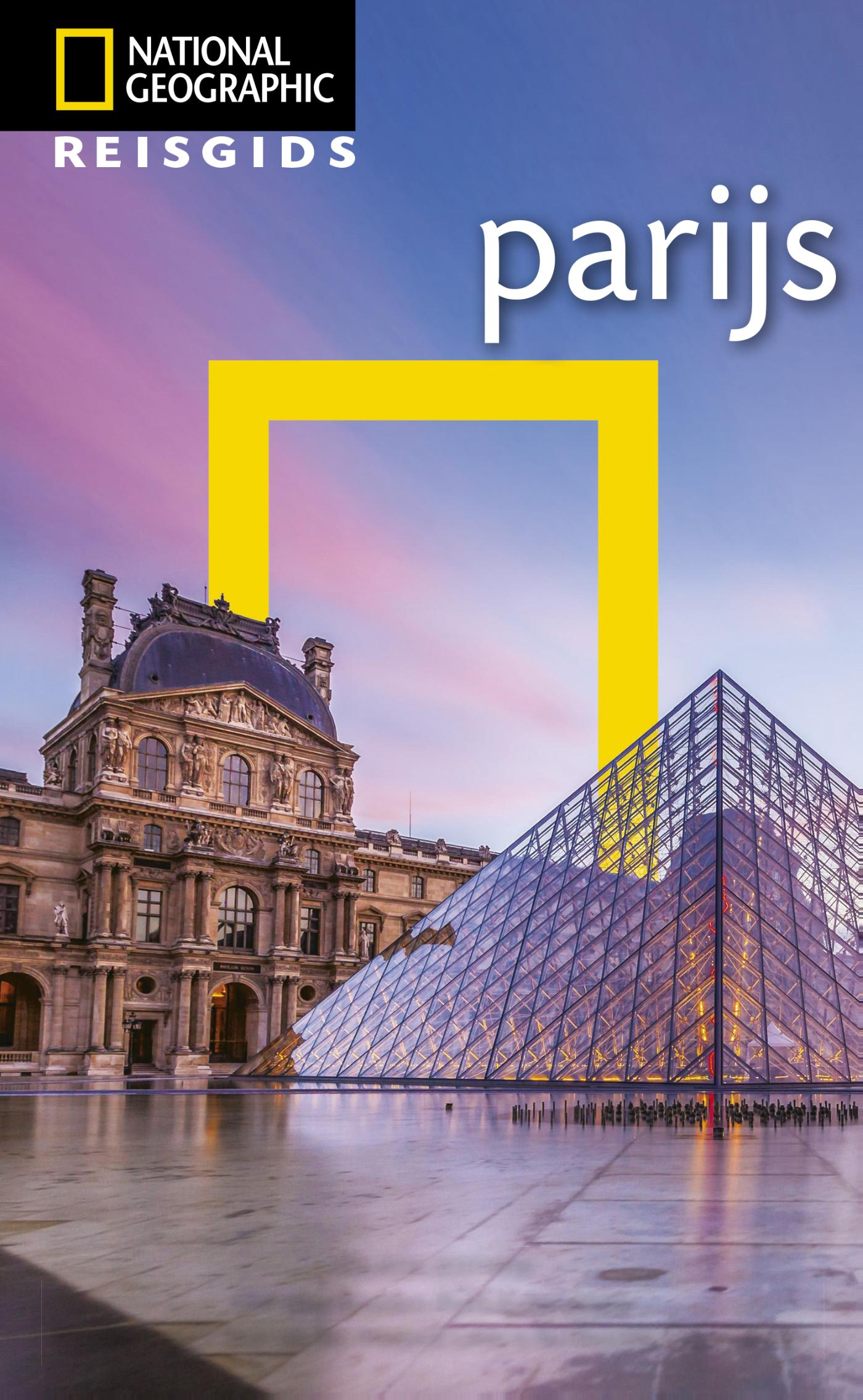 National Geographic Reisgids: Parijs