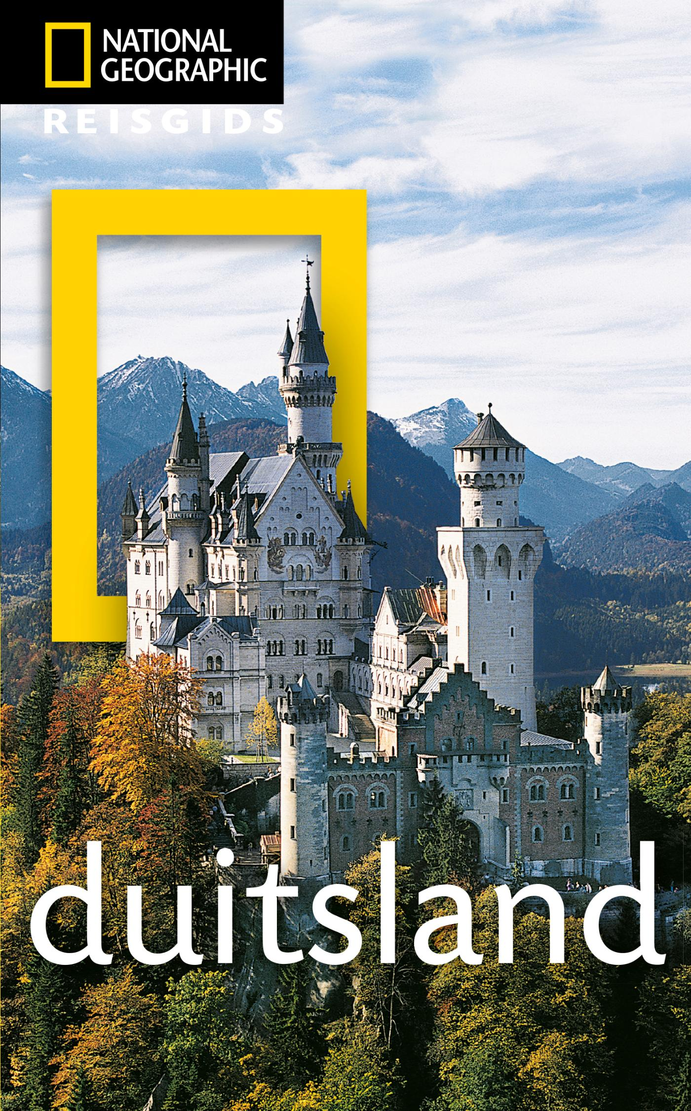 National Geographic Reisgids: Duitsland