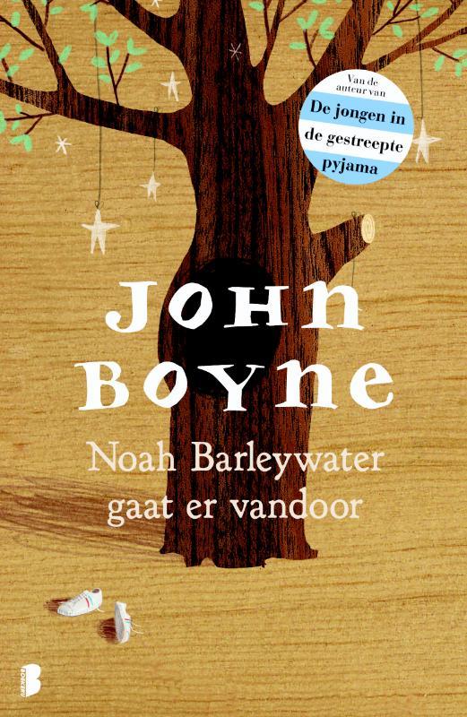 Noah Barleywater gaat ervandoor