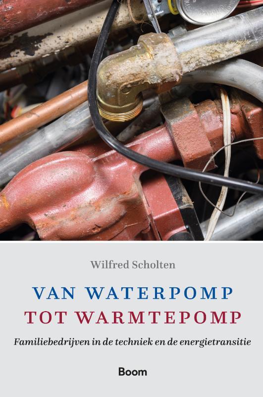 Van waterpomp tot warmtepomp