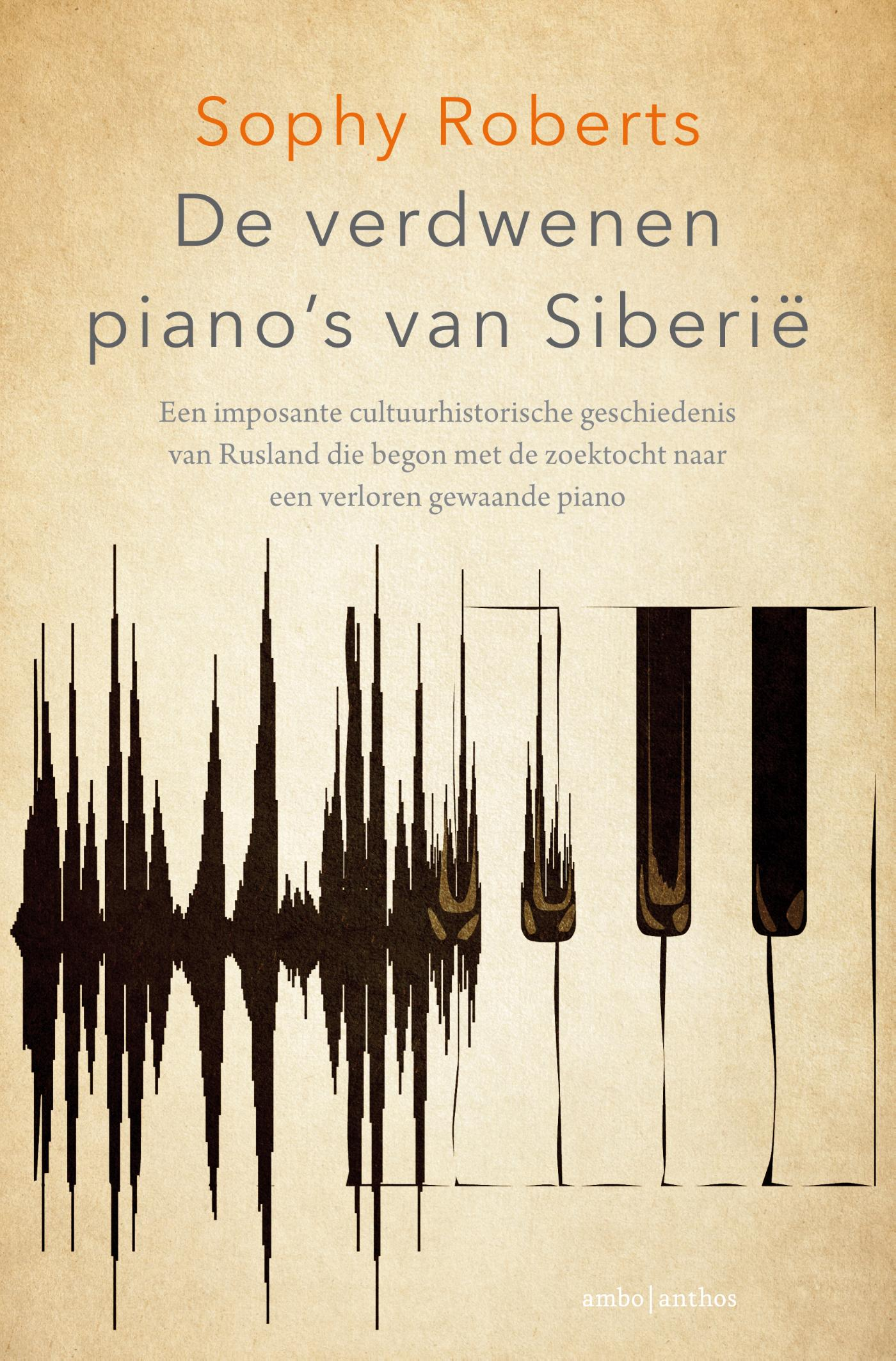 De verdwenen piano's van Siberië (oud)