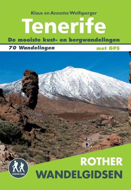 Rother wandelgids Tenerife