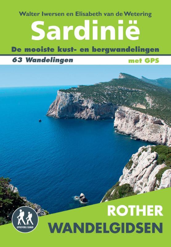 Rother wandelgids Sardinië
