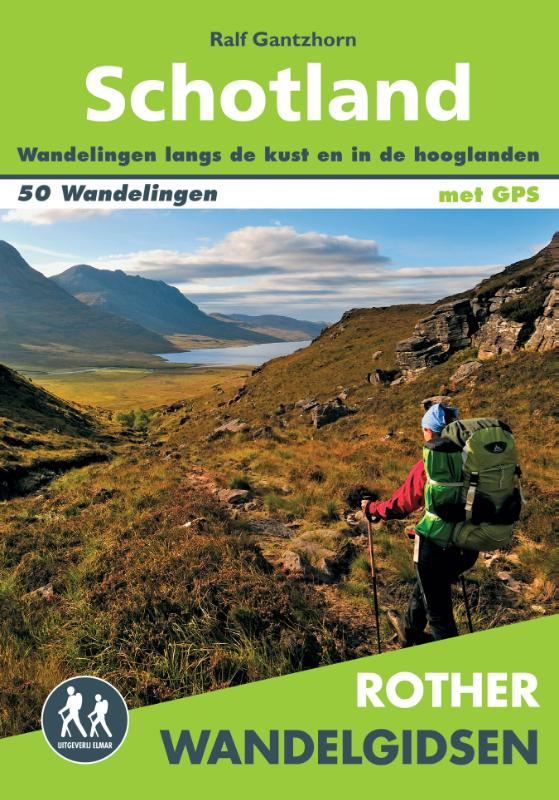 Rother wandelgids Schotland