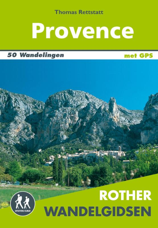 Rother wandelgids Provence