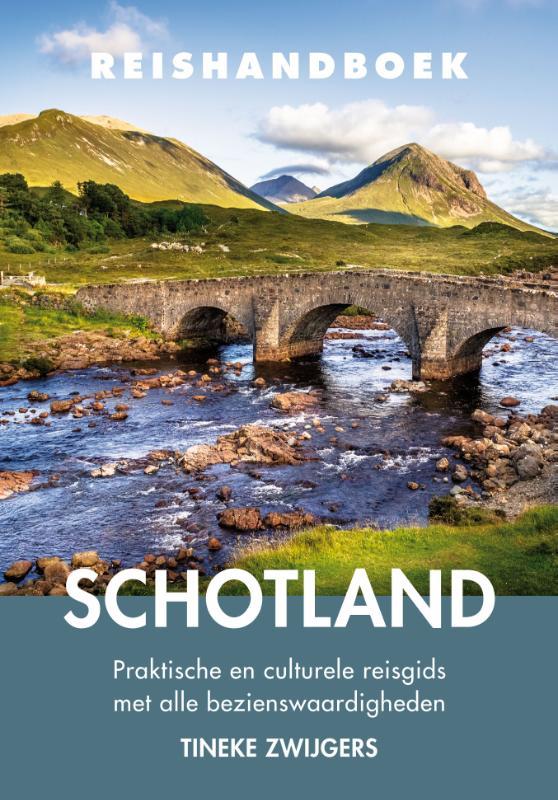 Reishandboek Schotland