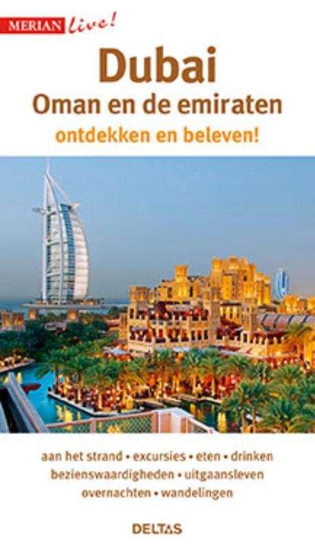 Merian live - Dubai, Oman en de verenigde Emiraten