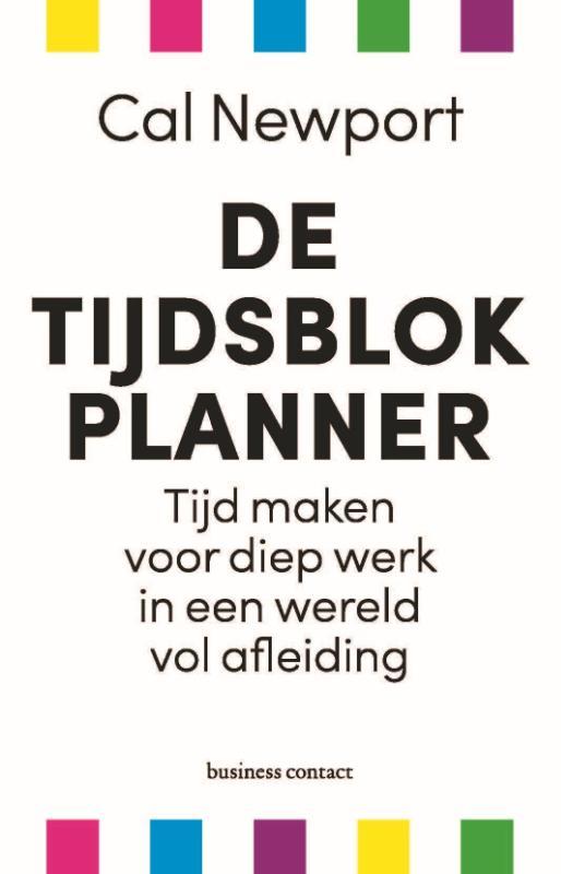 De tijdsblokplanner