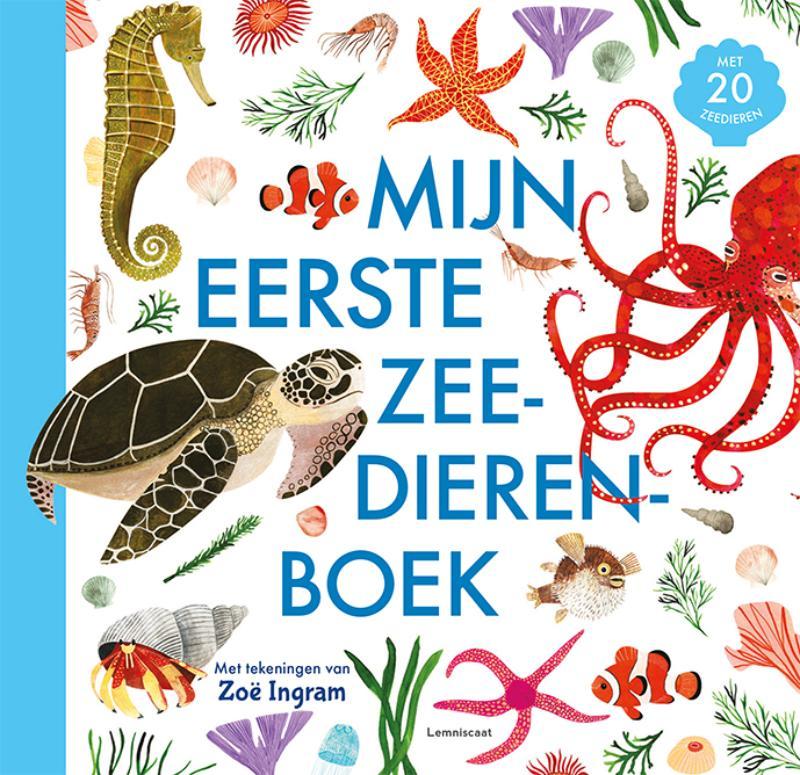 Mijn eerste zeedierenboek