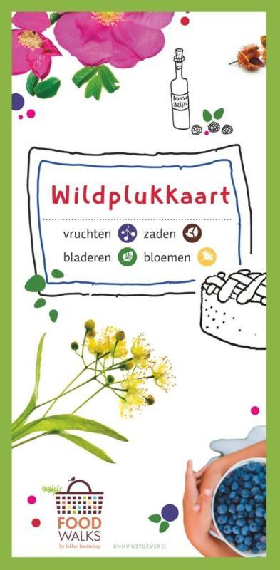 Wildplukkaart - natuurgids wildplukken
