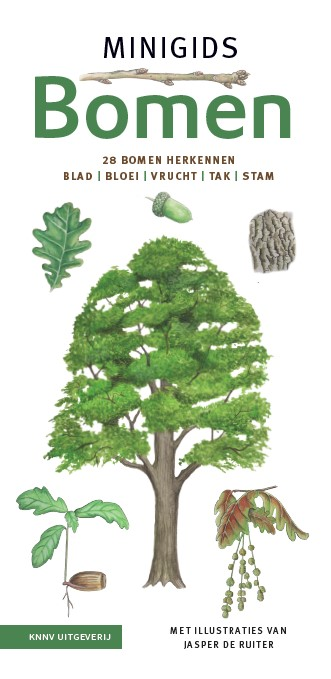 Minigids bomen set