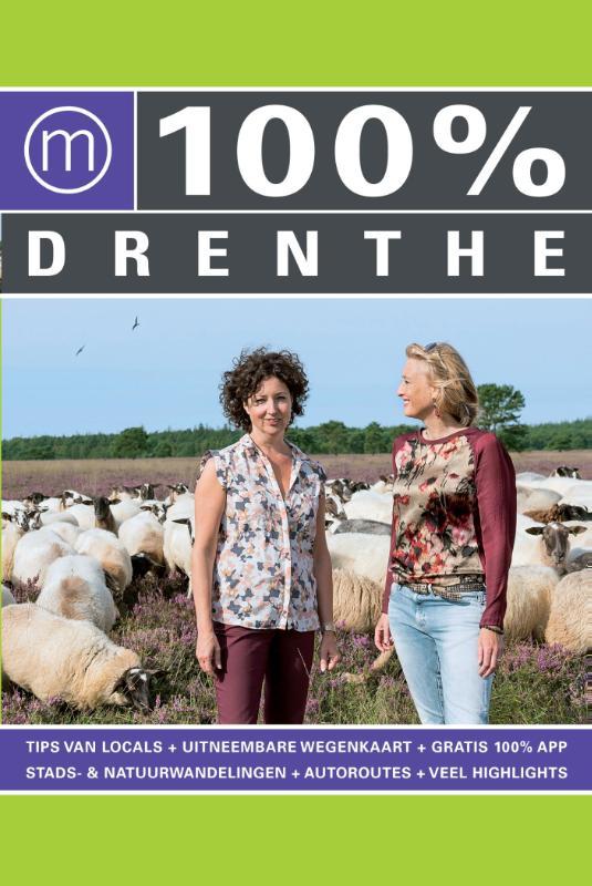 100% regiogids : 100% Drenthe