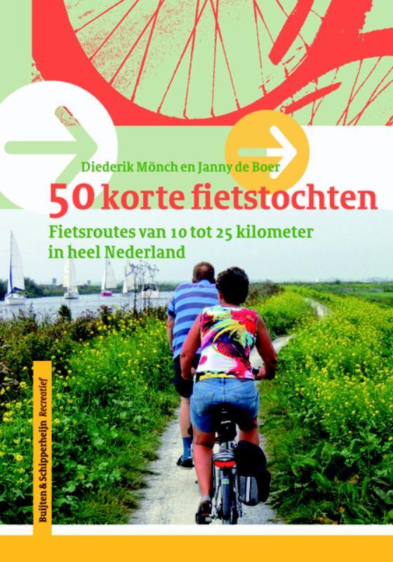 Korte fietstochten in Nederland
