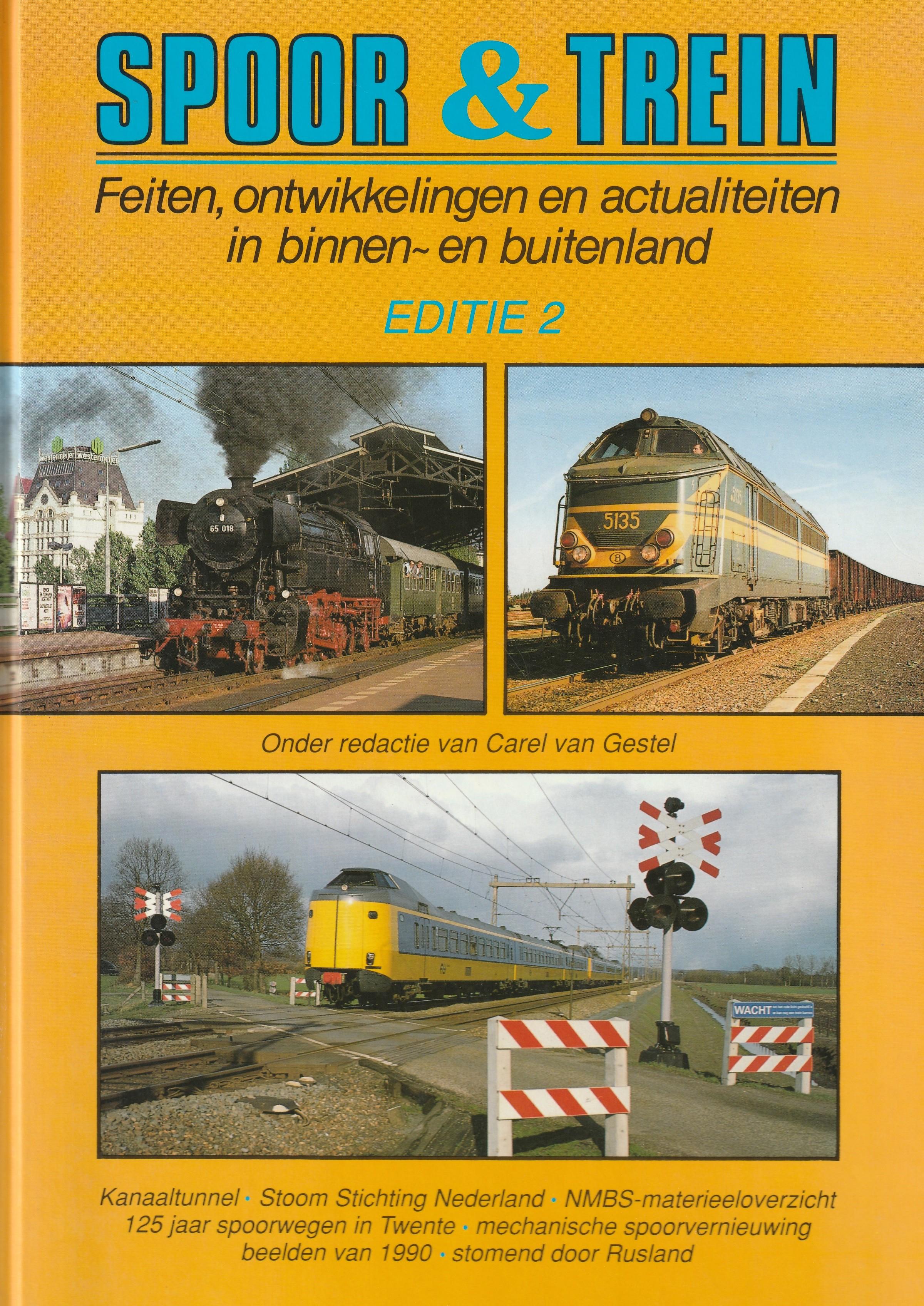 Spoor & Trein 2