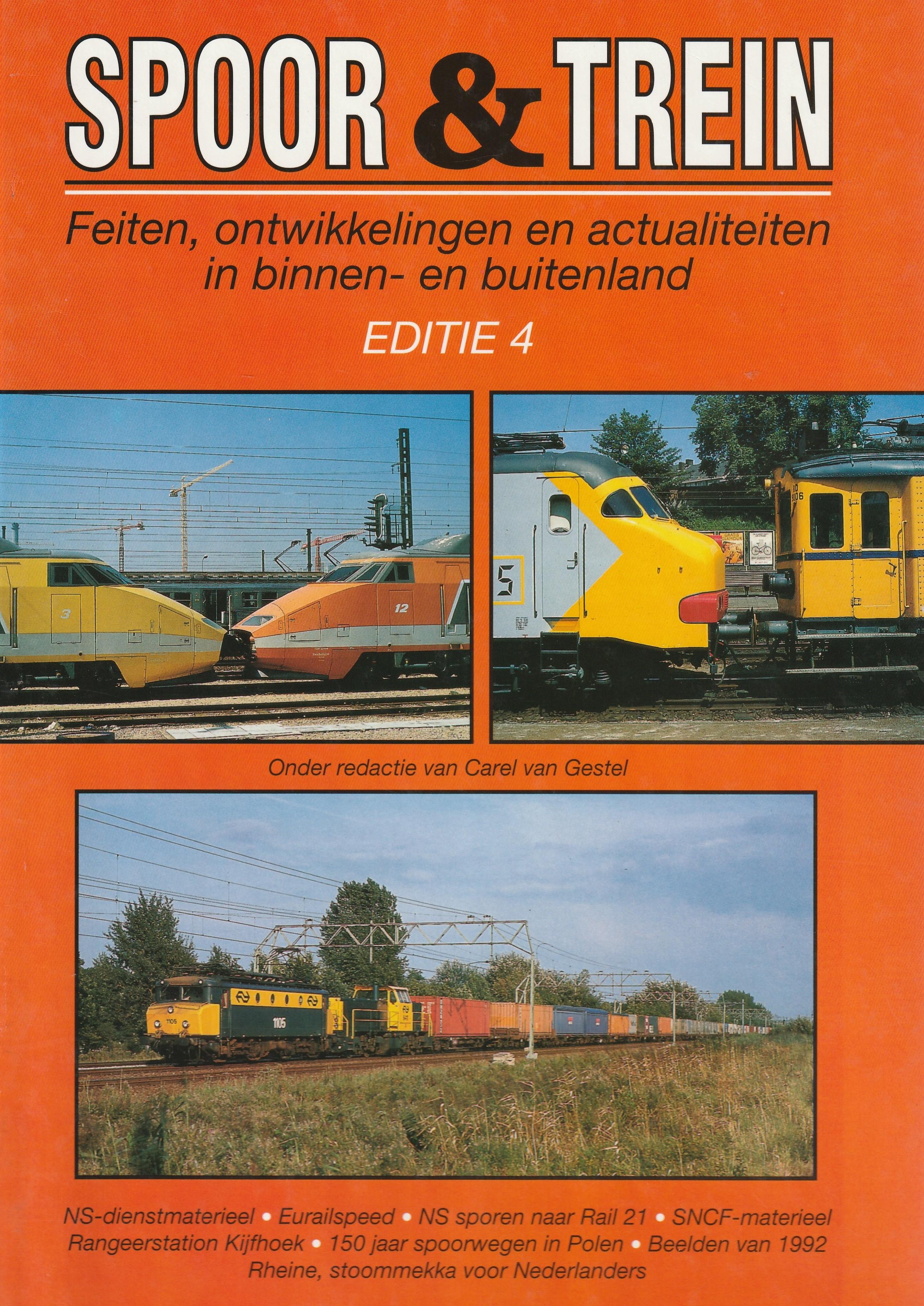 Spoor & Trein 4
