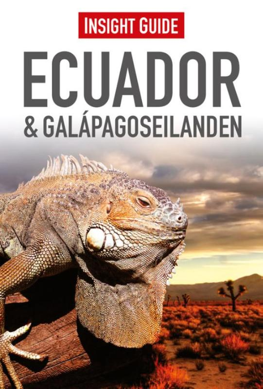 Insight guides: Ecuador Ned.ed.