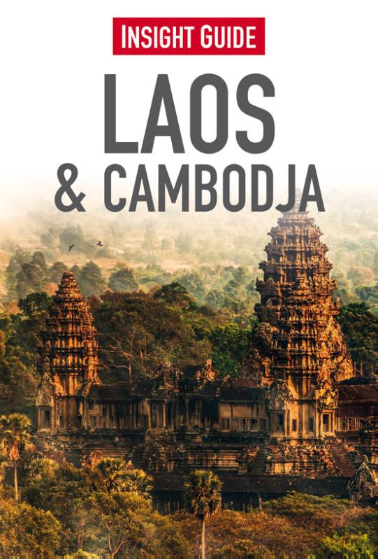 Insight Guide Laos & Cambodja Ned.ed.