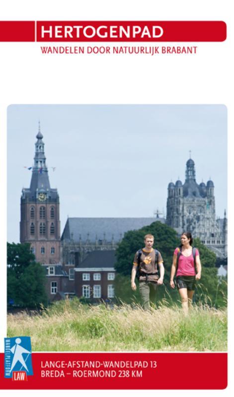 -Gids 13 Hertogenpad - wandelen door natuurlijk Brabant