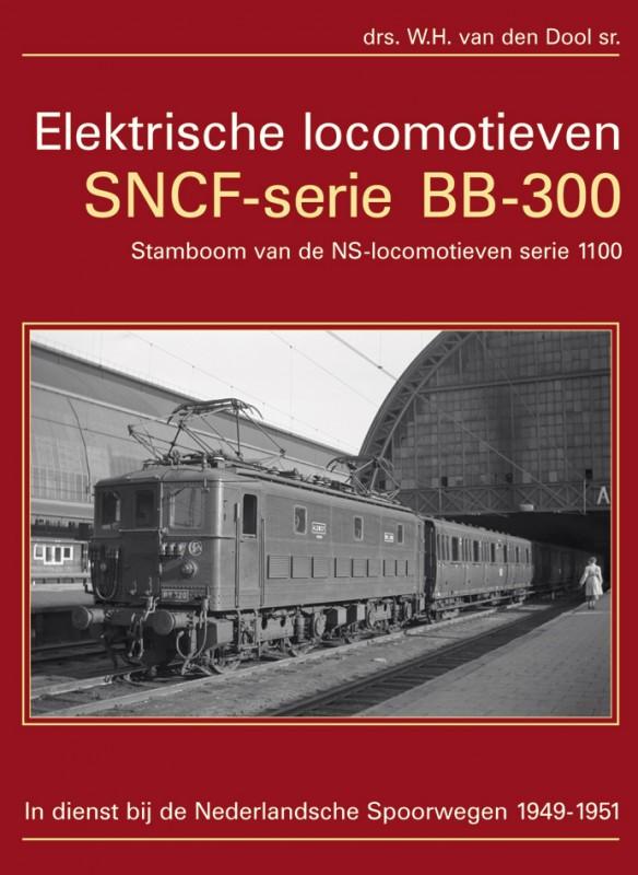 Elektrische Locomotieven Sncf-Serie BB-300