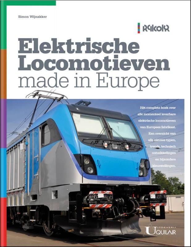 Elektrische Locomotieven Made in Europa deel 1
