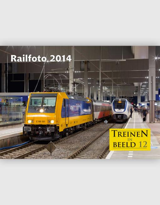 Railfoto 2014 Treinen In Beeld 12
