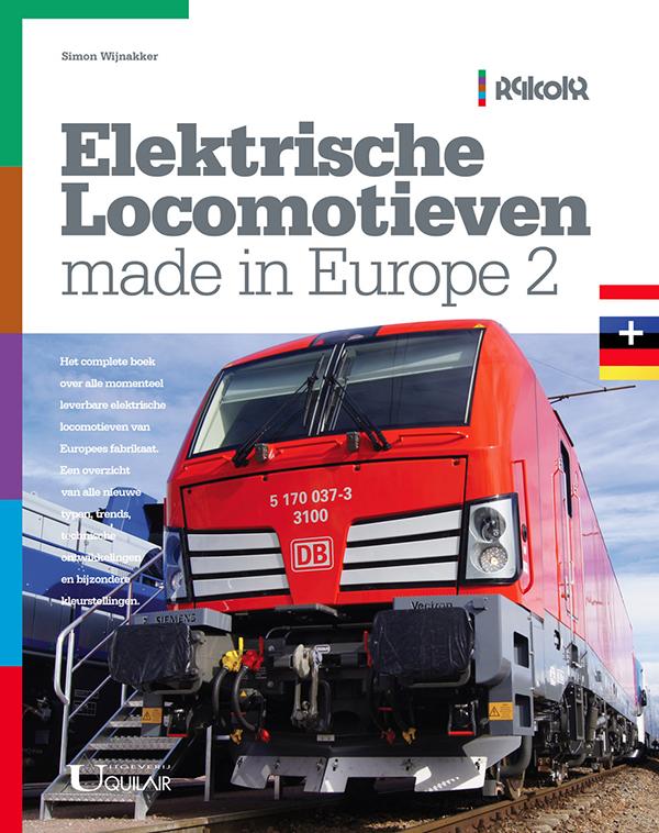 Elektrische Locomotieven Made In Europe 2
