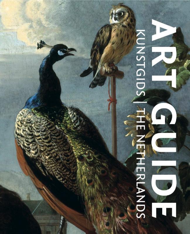 Kunstgids   Art Guide Nederland